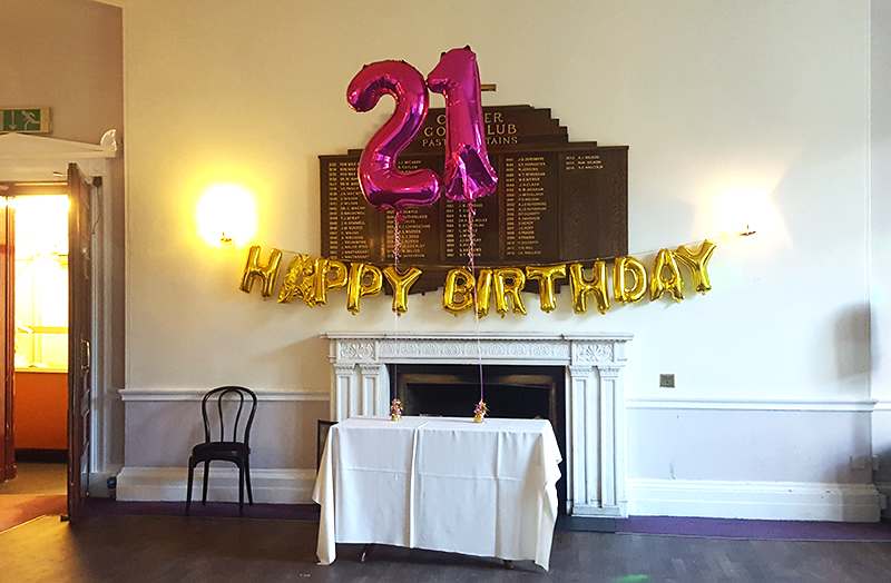 Turning 21 | Colours and Carousels - Scottish Lifestyle, Beauty and Fashion blog