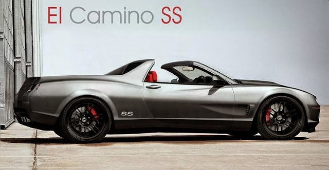 2016 Chevy El Camino SS Release date and Price