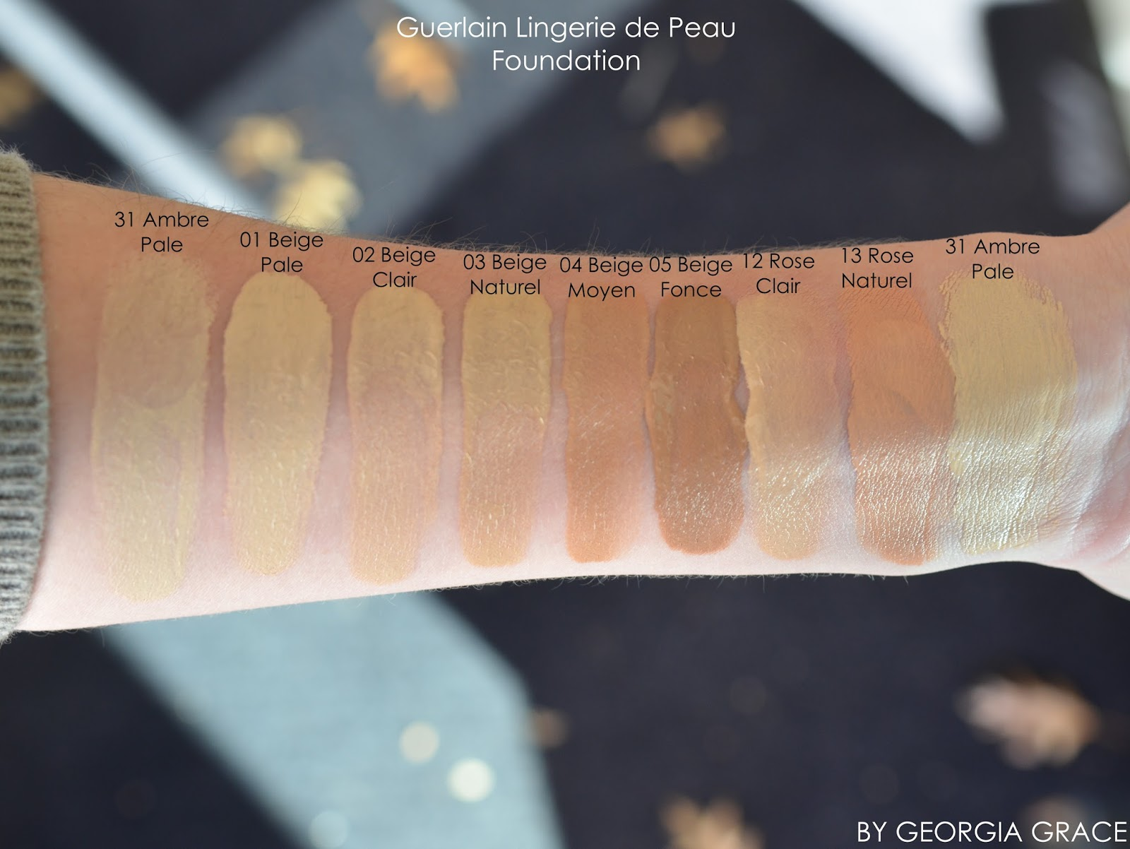 Lingerie De Peau Natural Perfection Foundation by Guerlain #12