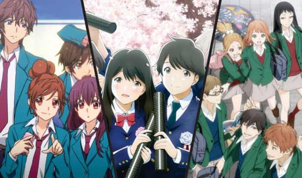 Daftar Anime Romance School Terbaik Sepanjang Masa