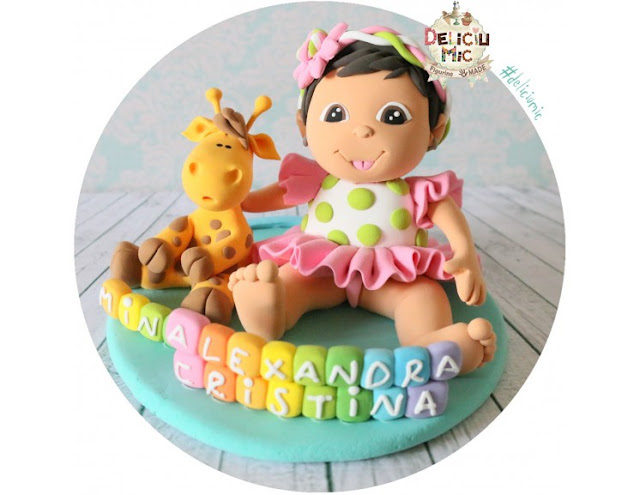 figurine tort fete