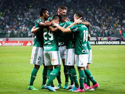 Elenco do Palmeiras