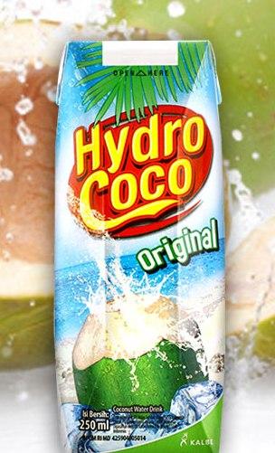 Air Kelapa Kemasan : kelapa, kemasan, Fotopedia:, Hydro