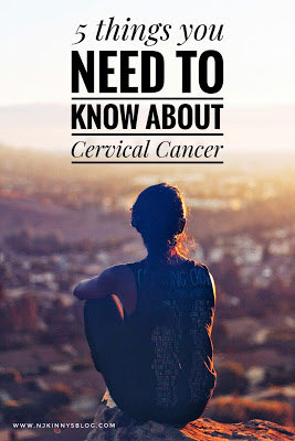 5 things you need to know about Cervical Cancer: Njkinny's Blog