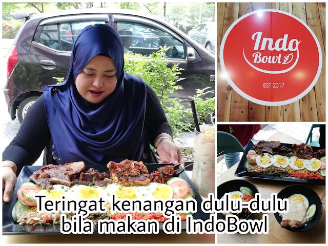 Peminat IndoMie Wajib datang makan dekat IndoBowl