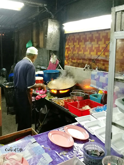 Koay Teow Kerang Bakhari Simpang Kuala Alor Setar Kedah