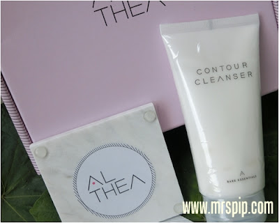 Bare Essentials Contour Cleanser