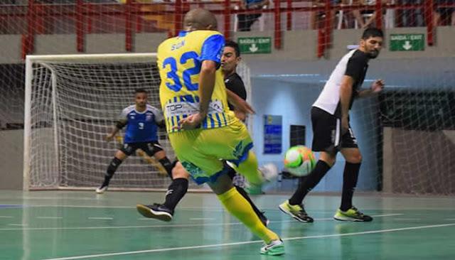Horizonte termina sem derrota a fase classificatória do 2º turno no Futsal.