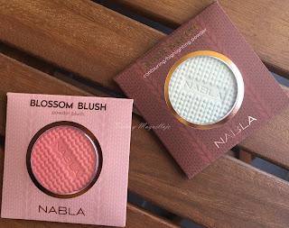 blossom blush nabla shade&Glow