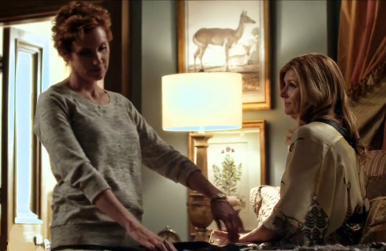Nashville Season 3 premiere Tandy and Rayna Connie Britton Judith Hoag marriage proposal decision screencaps images photos