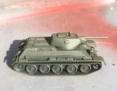 Russian T34