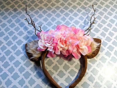 Walmart DIY Deer Antlers