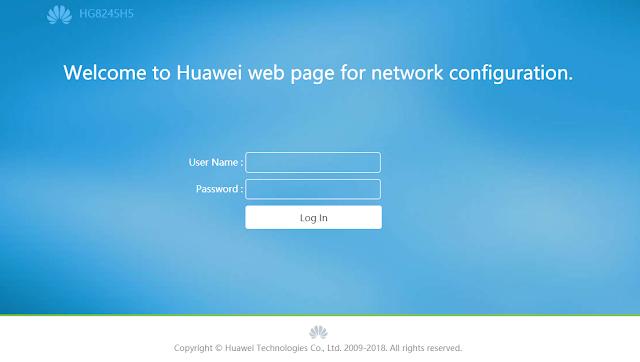 Cara Blokir Akses Orang di Wifi Indihome HG8245H5