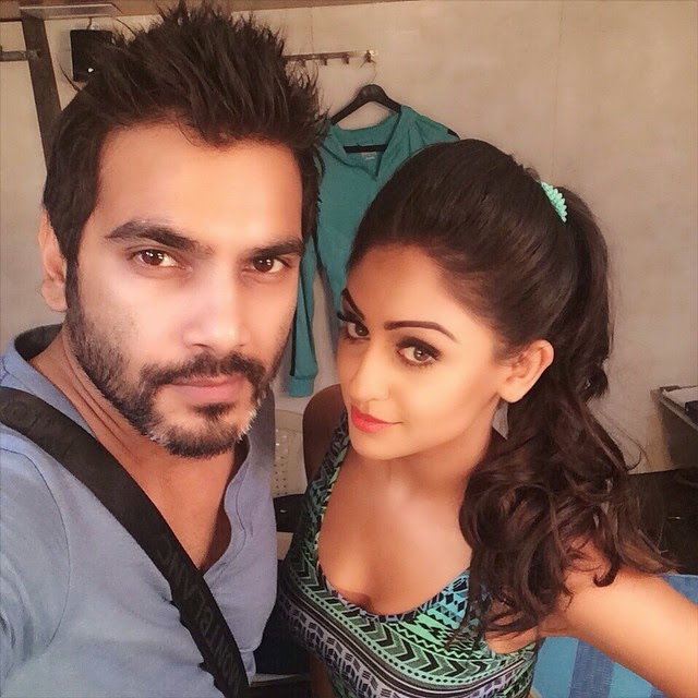 with rockstar @sablawatash !!!! bc l , fun , countdown ,  d dd ay sto go ,, Krystle D'souza Hot Seflie Images, Tv Actress Krystle Sexy Photo Gallery