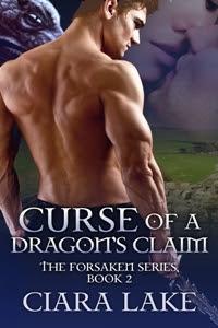 Curse of a Dragon's Claim by Ciara Lake