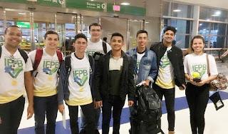 Estudantes de EaD do IFPB Picuí chegam a Toronto para curso de imersão em Língua Inglesa