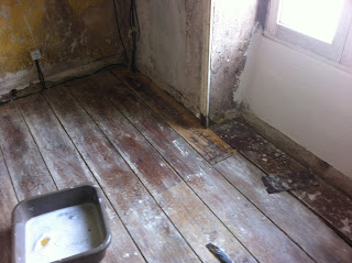 how to renovate old wood floorboards