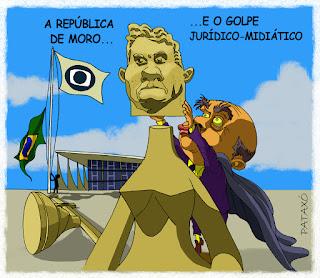 Resultado de imagem para CARICATURA SIMBOLO DA DEMOCRACIA