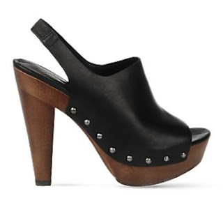 Clog Heels - New types of shoes