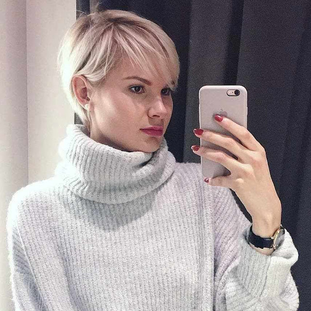 short hairstyles for fine hair 2019