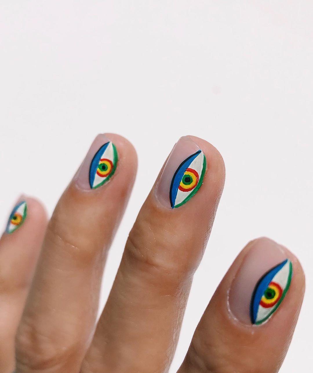 nail art wedding