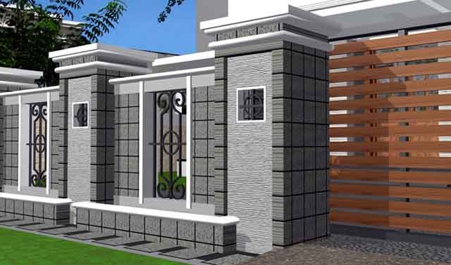 House Fence Design This minimalist house fence designs read article minimalist house fence design workwithnaturefo