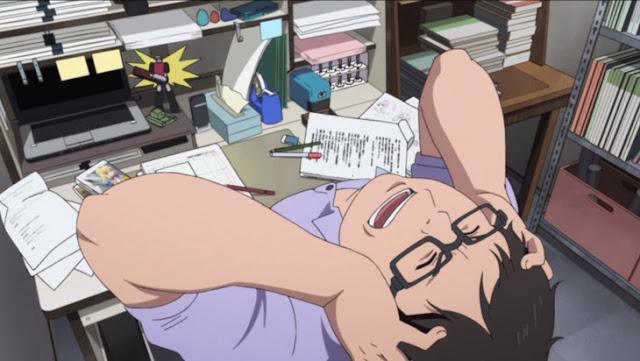 Los trabajadores del anime son mal pagos