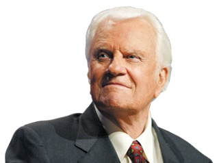 Billy Graham's Daily 1 January 2018 Devotional: Filled With Christ