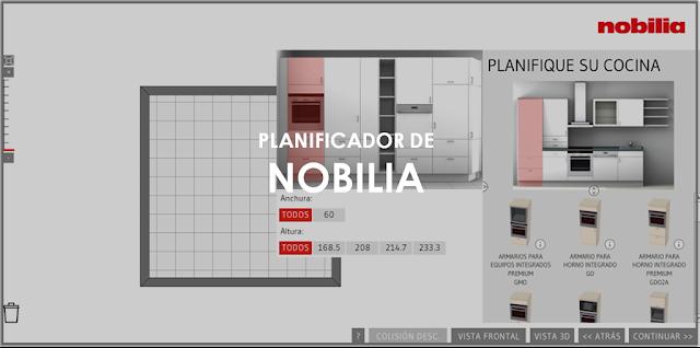 Planificador cocinas con estilo Planificador de cocinas