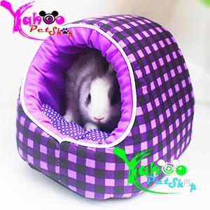 Đệm ngủ vòm Cho Thỏ, Bọ, Sóc Bắc Mỹ
