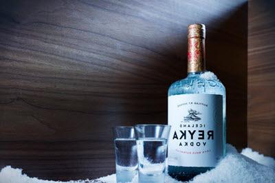 vodka là loại rượu không màu không mùi