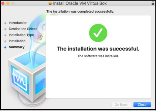 تحميل و تثبيت VirtualBox على نظام MacOS Mojave