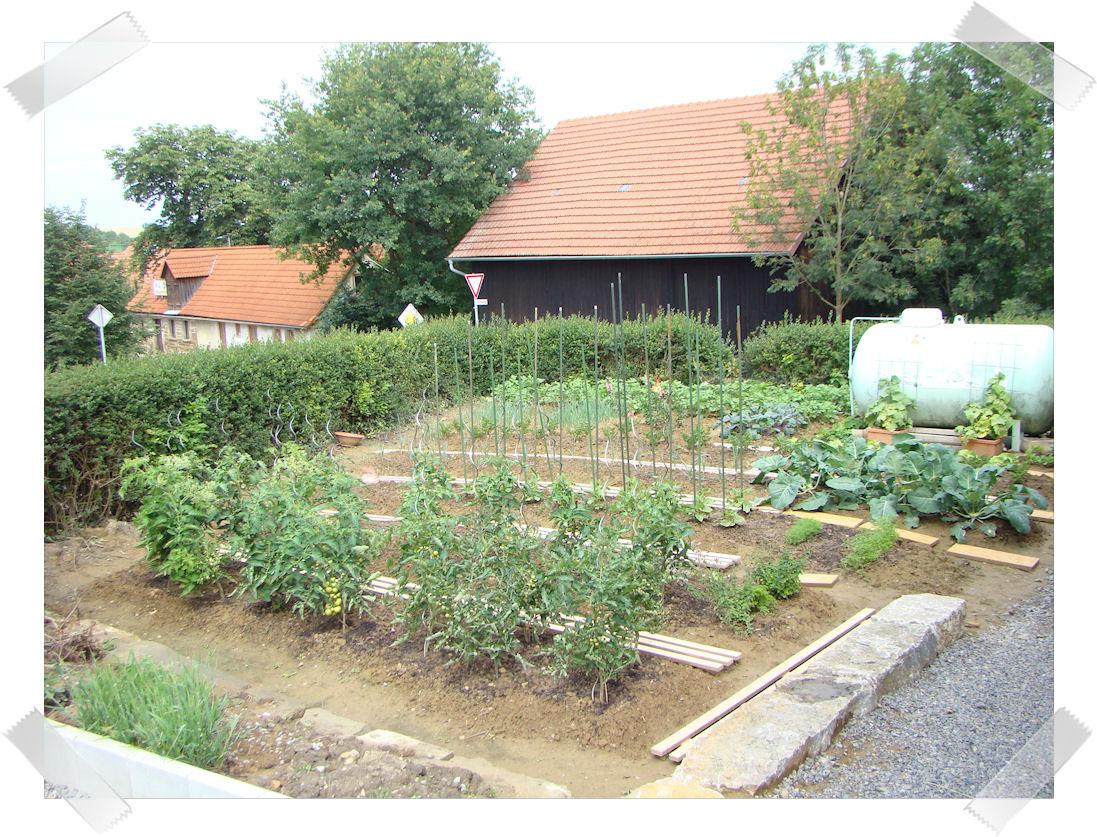 Cinny Home Unser Garten