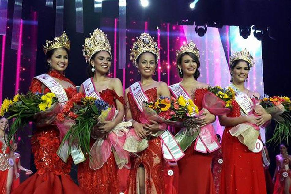 Mutya ng Pilipinas 2016 Complete List of Winners