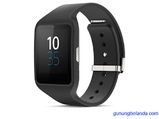 Cara Flashing Sony SmartWatch 3 SWR50
