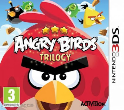 Angry Birds Trilogy CIA 3DS EUR