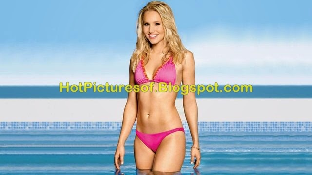 Kristen Bell of Hot Pictures