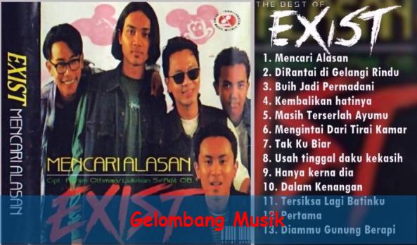 Download MP3 Lagu Malaysia Exist Full Album Rar