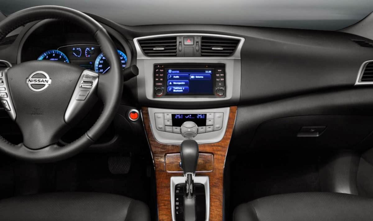 Novo Sentra 2014 Itens De S 233 Rie E Especifica 231 245 Es Car