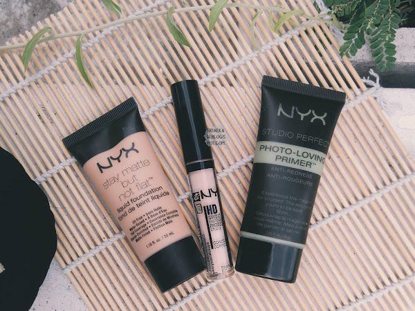 NYX Professional MakeUp (Primer, Foundation, Concealer) - SEPHORA INDONESIA