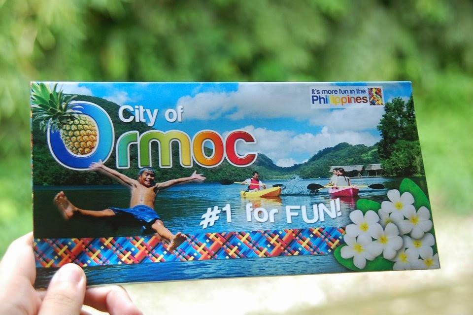 Lake Danao in Ormoc City