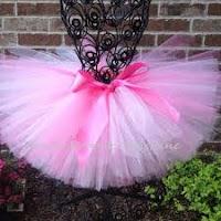 designer soft pink tutu