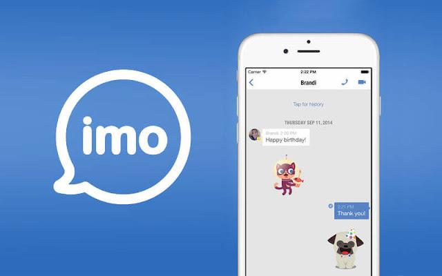 تحميل برنامج ايمو Download Imo مكالمات صوتية و مكالمات فيديو - موقع حملها