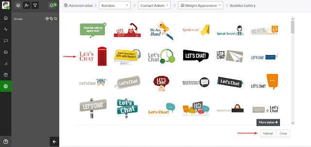 Cara Mudah Memasang Live Chat di Blogger atau Website dengan Tawk - Menu Pengaturan Tampilan Pesan di Tawk 5