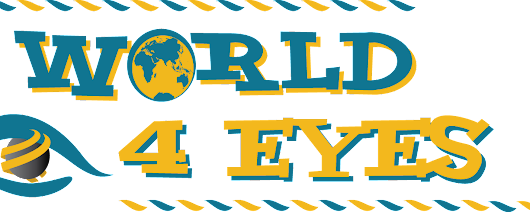 1 World 4 Eyes: Bilan Tour du Monde 2013 par 1world4eyes