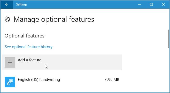 Installazione client SSH in Windows 10
