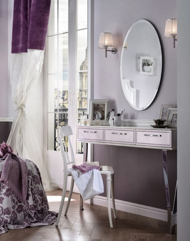 10 fotos de tocadores colores en casa. Black Bedroom Furniture Sets. Home Design Ideas