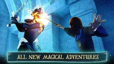 Free Download Harry Potter Hogwarts Mystery v Harry Potter Hogwarts Mystery v1.5.5 Mod Apk (Unlimited Coins)