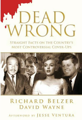 Dead Wrong by Richard Belzer and David Wayne - book cover