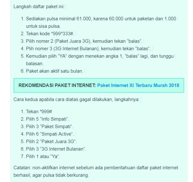 Kode Rahasia Paket Internet Murah Simpati Groovy 3G 4 GB Rp 60.000 Bulanan